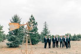 a whimsical fairytale wedded at the edge of the woods green