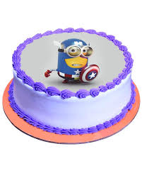 captain america cakes minion captain america cake sentiments express international