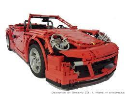 porsche lego lego porsche is fully operational video