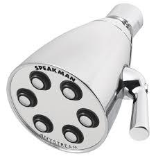Home Depot Bathroom Shower Fixtures by Speakman Showerheads U0026 Shower Faucets Bathroom Faucets The