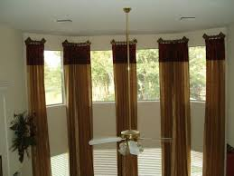 Window Bay Curtains 243 Best 2 Story Window Treatments Images On Pinterest Curtains