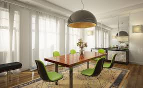 Lighting Over Dining Room Table by Pretty Pictures On White Wall Paint Facing Interesting Dining Room