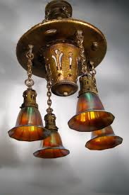 Arts Crafts Lighting Fixtures Antique Arts And Crafts Pan Light Fixture Ceiling Fixtures