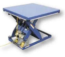Hydraulic Scissor Lift Table by Scissor Lift Tables Series Electric Scissor Lift Tables Lift