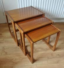 G Plan Coffee Table Teak - antiques atlas vintage teak nest of coffee tables by g plan