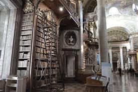 1k photography mine m books library baroque austria bookshelves
