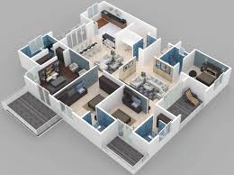 4bhk House 3539 Sq Ft 4 Bhk 5t Apartment For Sale In Jupiter Gr Commanders