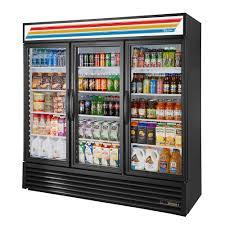 glass door cooler glass door merchandiser u0026 fridges u2013 katom