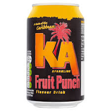 Wholesale Sparkling Cider Ka Sparkling Fruit Punch Flavour Drink 330ml Bestway Wholesale
