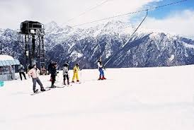5 best hill stations to snowfall in india aha taxis