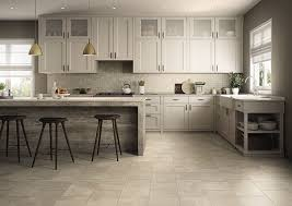 kitchen cabinets with white tile floors white kitchen floor tile search modern