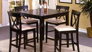 tall dining room tables magnificent tall dining table set the right height on a bar room