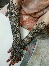gorgeous mehndi arabic full lush and ornate believe that u0027s