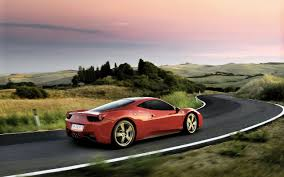 luxury sports cars free ferrari 458 italia luxury sports car desktop wallpapers