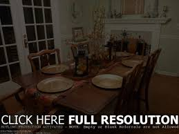 dining rooms wonderful festive room decorations for table setting