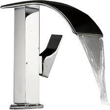 Bathroom Waterfall Faucet Modern Kokols Bathroom Sink Faucets Allmodern