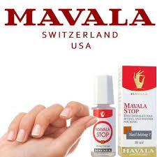 amazon com mavala switzerland mavala stop nail biting 0 3 oz
