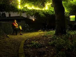 Solar String Lights For Gazebo by Solar String Lights Outdoor U2014 Jen U0026 Joes Design Best Outdoor