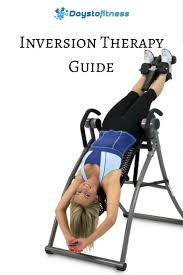 Inversion Table For Neck Pain by Inversion Therapy Days To Fitness