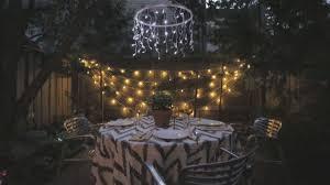house u0026 home backyard garden lights youtube