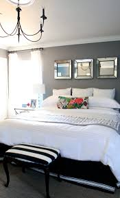 Headboard With Mirror by Best 10 No Headboard Ideas On Pinterest No Headboard Bed Dream