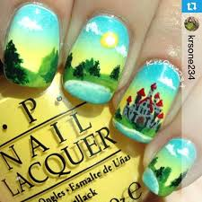 Nails Knocked Out Barely Breathing Inside Mlb Star - 27 best fairytale nails images on pinterest disney nails art