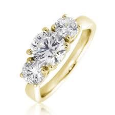 3 diamond rings ring styles