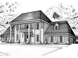 julia manor plantation home plan 060d 0098 house plans and more