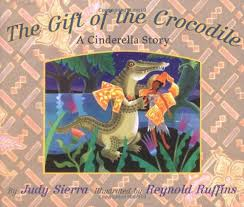 the gift of the crocodile a cinderella story judy