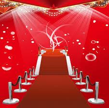 wedding entrance backdrop 10x10ft spot lights carpet grand entrance steps platform