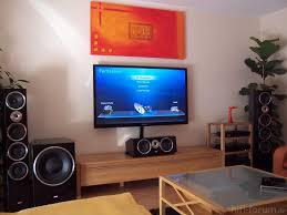 Wohnzimmer Computer Wohnzimmer Hecocelanhochglanzschwarz Heimkino Samsungps59d550