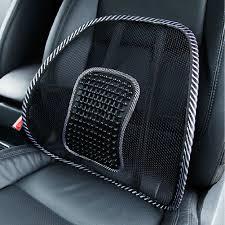 Back Pain Chair Cushion Aliexpress Com Buy 2pcs Office Chair Lumbar Back Support Car