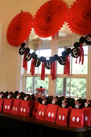 2nd Birthday Decorations At Home Mickey Mouse Birthday Decor Ideas Image Inspiration Of Cake And