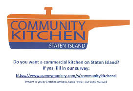 survey community kitchen in staten island
