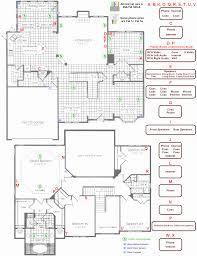 electrical floor plan symbols diagram home automation low voltage floor plan and wiring