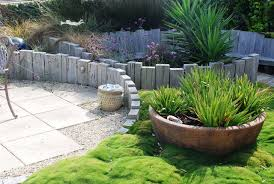 Railway Sleepers Garden Ideas Railway Sleepers Landscape Ideas Houzz