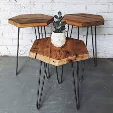Best Wood Side Tables Ideas On Pinterest Reclaimed Wood Side - Table designs wood