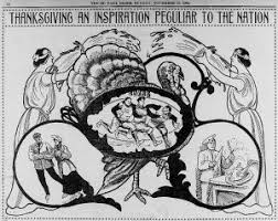 thanksgiving traditions proclamations primary sources in an