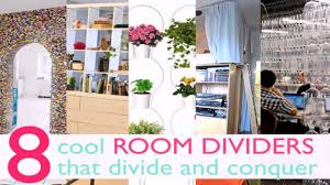 diy room divider ideas for studio apartments youtube