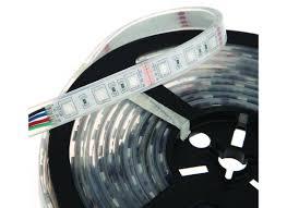 pontoon led flat ribbon led light kit rgb color