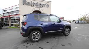 jeep dark blue 2016 jeep renegade latitude jetset blue gpc82739 everett