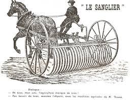 Siege De Tracteur Ancien La Rateleuse