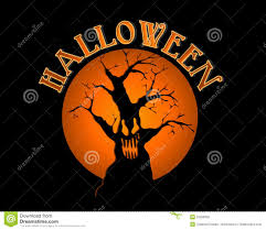 halloween spooky background halloween spooky tree royalty free stock photos image 16358748