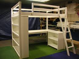 Ebay Bunk Beds Uk Apartments Pottery Barn Sleep Study Loft Bed White Wooden With