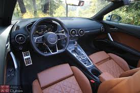 audi dealership interior 2016 audi tt roadster interior 003 the truth about cars
