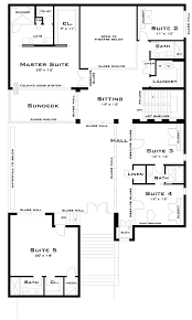 Floor Plans With Courtyard Modern Beach Home With Tree Courtyard 44064td Architectural
