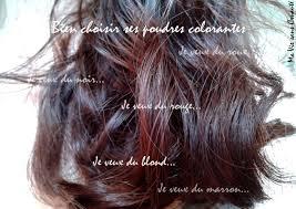 cheveux rouge acajou coloration naturelle quels hennés et poudres colorantes choisir