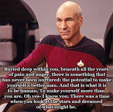 Jean Luc Picard Meme - let us be reminded of captain picard s wisdom on sir patrick
