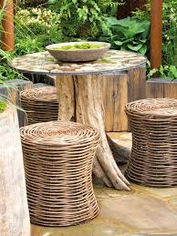 Pictures Of Tree Stump Decorating Ideas 17 Surprising Ways You Can Use Tree Stumps To Decorate Your Home