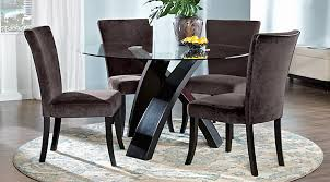 Black Round Dining Room Table by Dining Room Sets Suites U0026 Furniture Collections